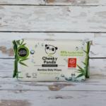 Bambusz baba nedves törlőkendő