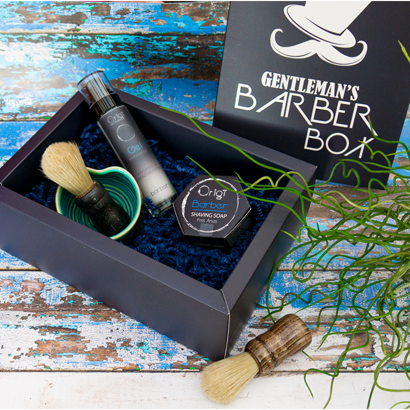 Origi Barber Box
