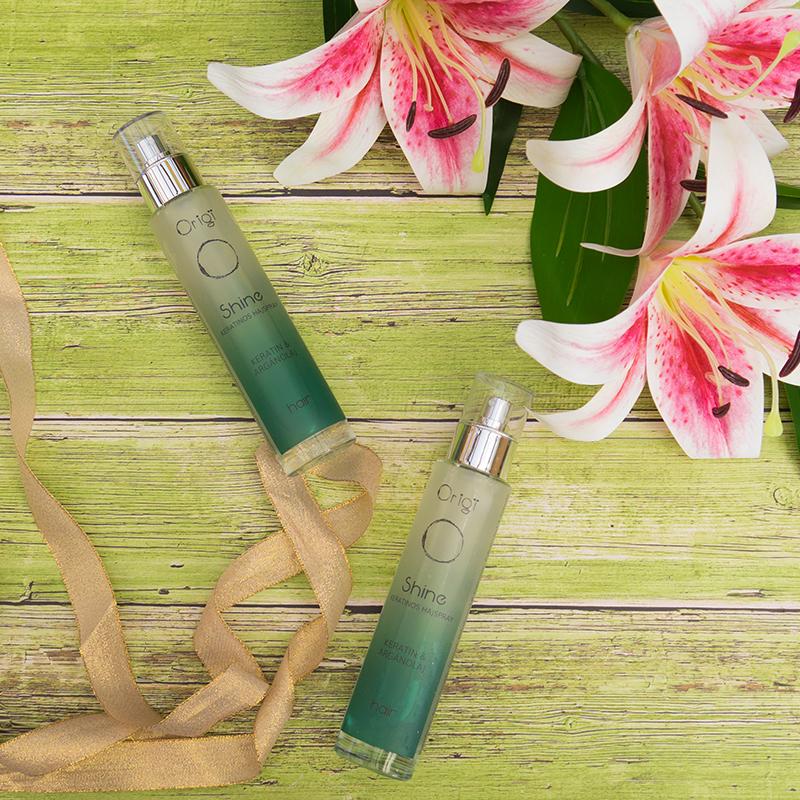 hővédő UV-védő hajspray
