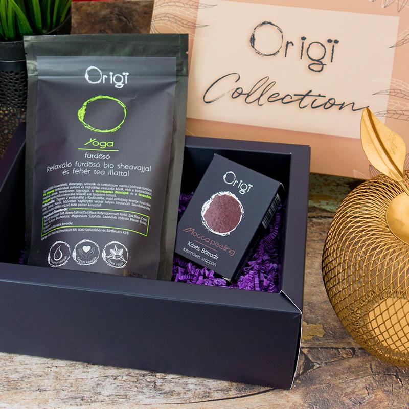 origi collection ajándékdoboz