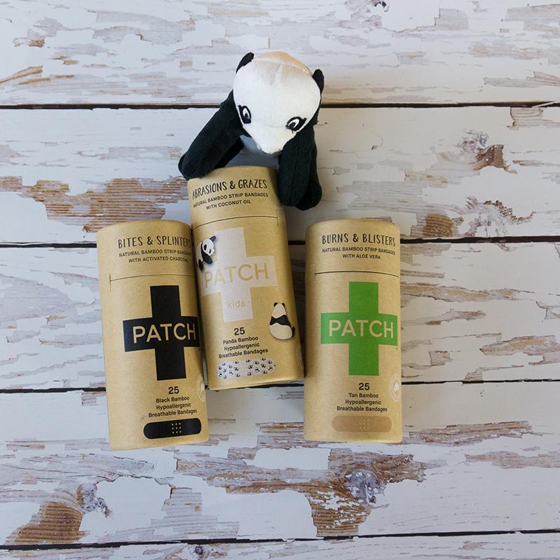 cheeky panda bambusz sebtapasz